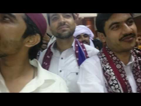 Sindhi Cultural Dhamal Lal Meri Pat at S.M Law College, Karachi.
