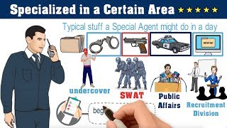 Typical Day of a Special Agent - FBI, DEA, ATF, HSI