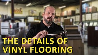 The Details of Vinyl Flooring