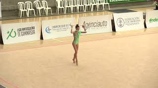 Lennox Hopkins Wilkins  - Hoop Final - 2018 Pacific Rim Championships