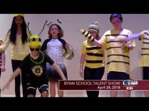 Byam School Talent Show – April 28, 2018