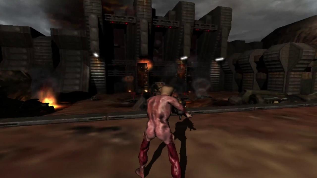 Quake 4 mod project