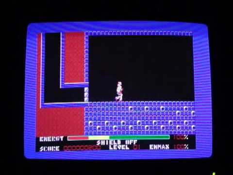 Thexder Game Review (1985)