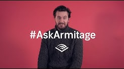 Richard Armitage answers your Twitter questions in #AskArmitage | Audible