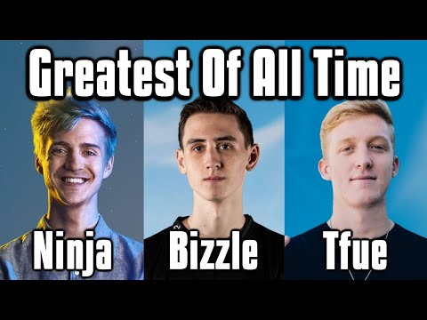 Who Is The Greatest Fortnite Player Of All Time?