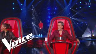 The Weeknd - Blinding Lights | Lummen Nae | The Voice France 2021 | Blinds Auditions