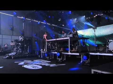 Royksopp Robyn Do It Again Live
