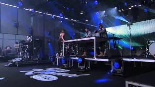 Royksopp Robyn Do It Again Live