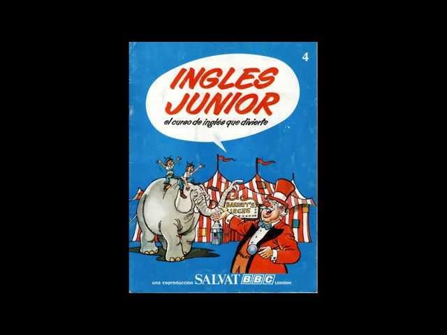 Ingles Junior - Fascículo 4