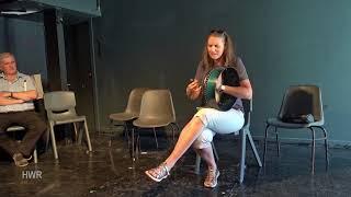 Siobhán O'Donnell: Bodhràn & Lilting, Teacher's Recital, Craiceann Bodhrán Festival 2018