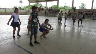 """Rio Pardo/RO - Escola Estadual promove o """"Dia da Criança"""" - V 382 - Deus seja louvado"""
