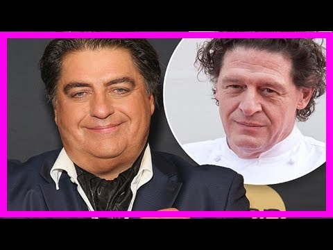 Breaking   Masterchef's matt preston discusses that feud with marco pierre white