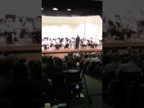 West Broad Street Elementary school music concert