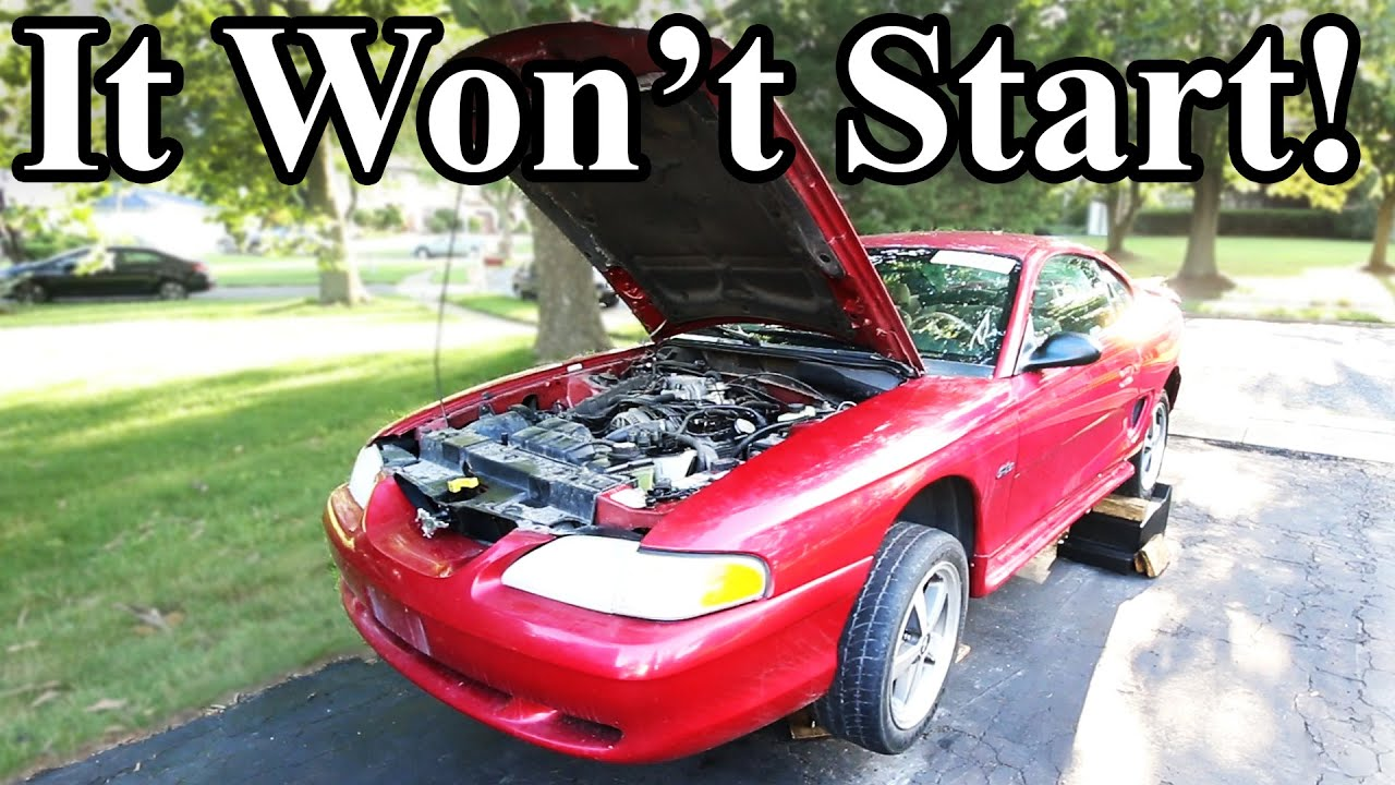 How to Start a Car That s Been Sitting for Years