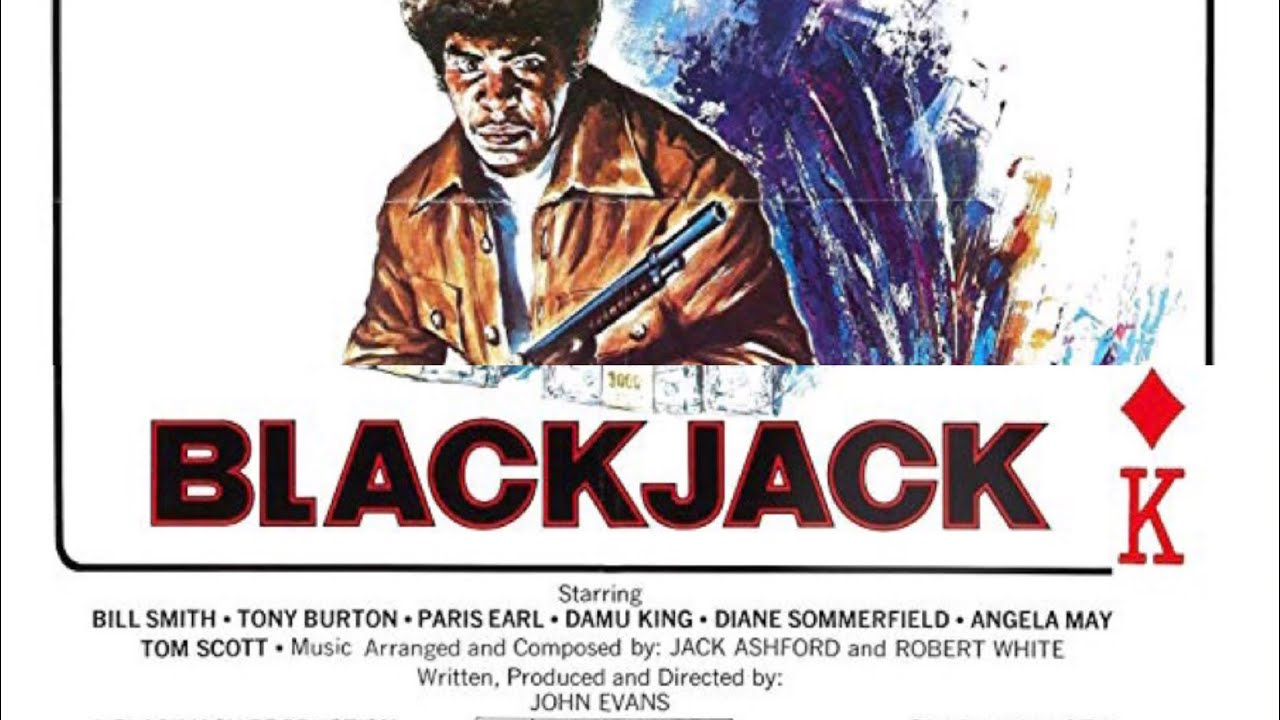 Blackjack (1978) | Tony Burton Damu King dir. John Evans