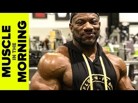 Dexter Going HARD! Muscle in the Morning (11/27/17)