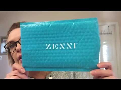 New! Zenni Optical No Line Progressive Prescription Glasses ~ December 2017