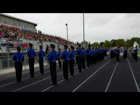 Armstrong High School Marching Band 2016