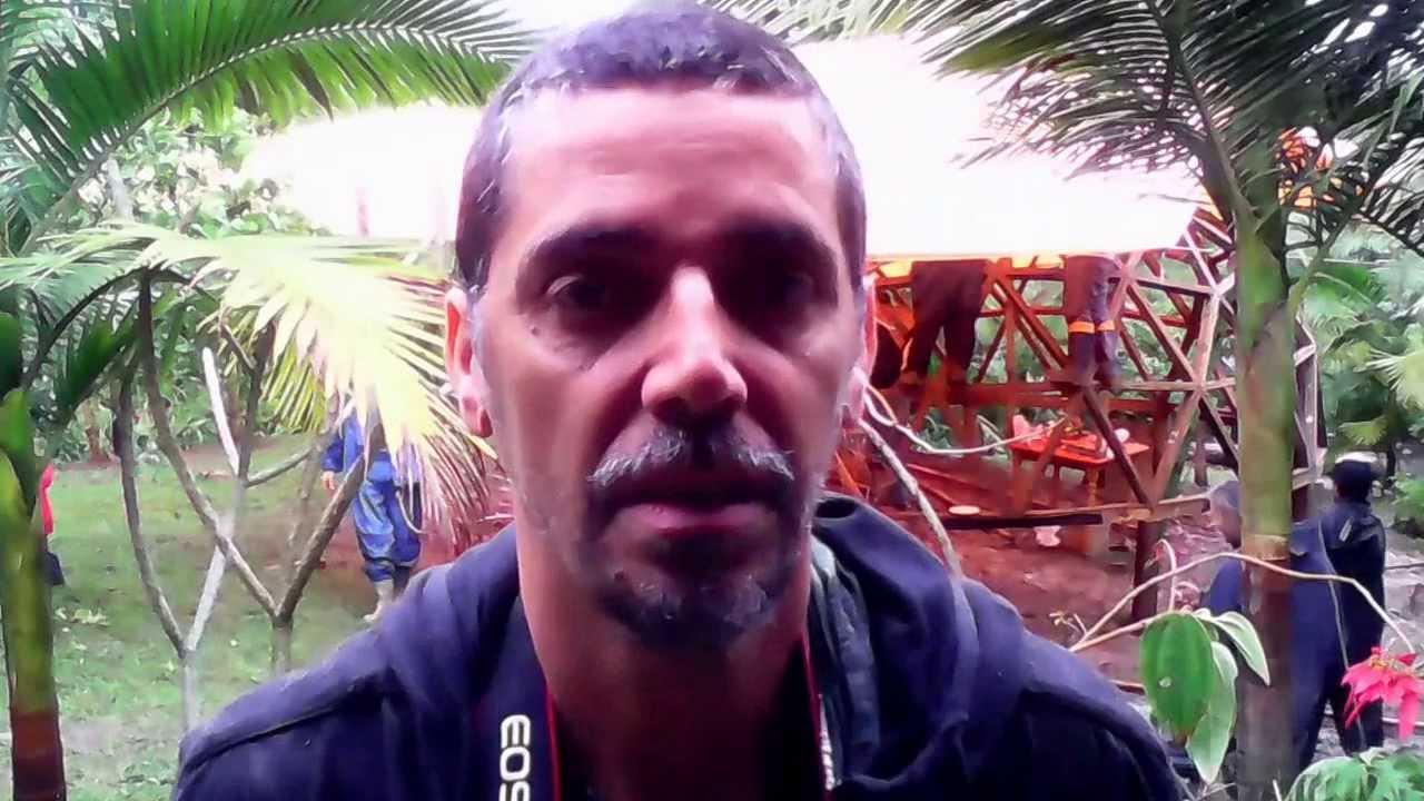 Domo Geodesico Testimonio Marco Hermes - YouTube