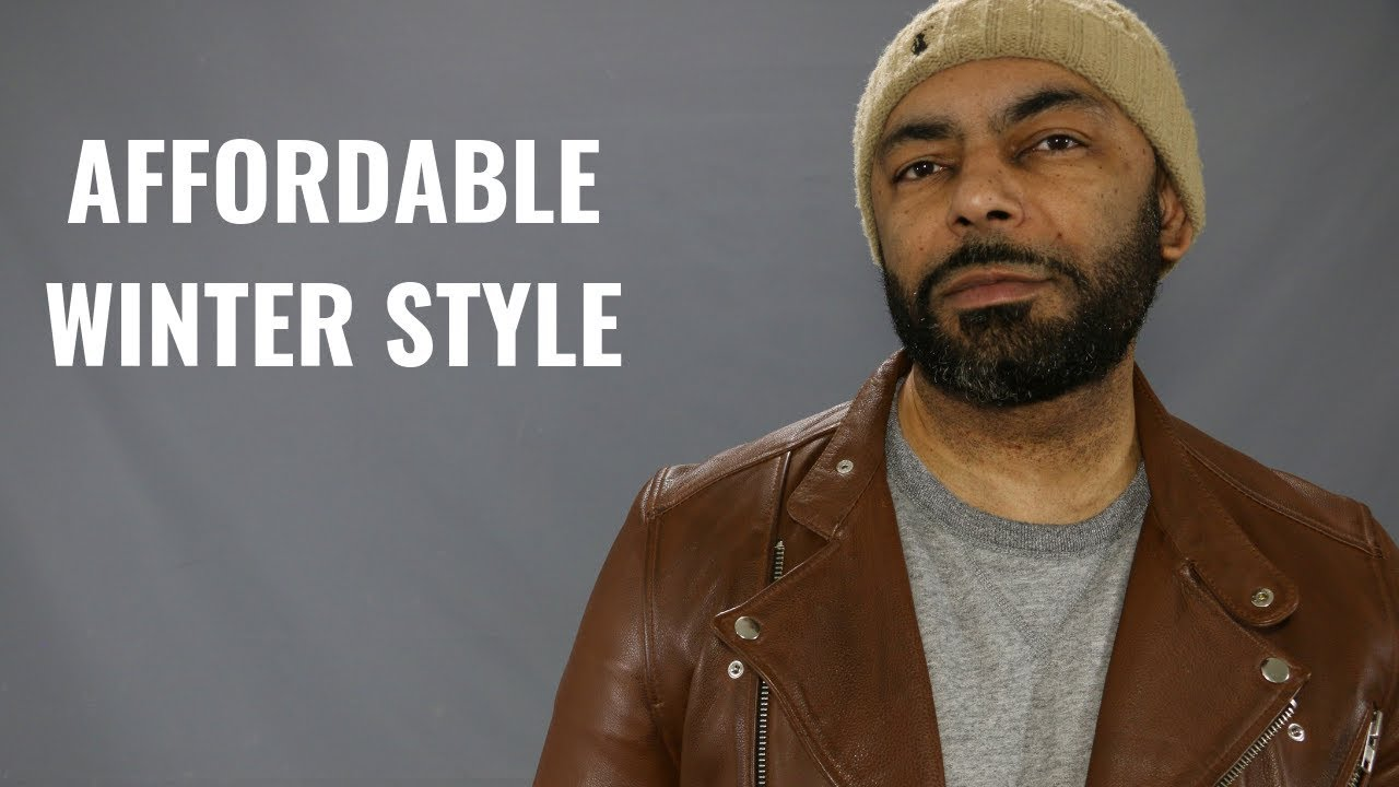10 Most Affordable Men's Winter Style Upgrades