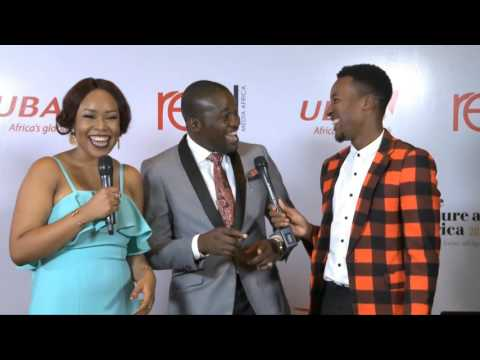 WATCH: THE FUTURE AWARDS AFRICA 2015