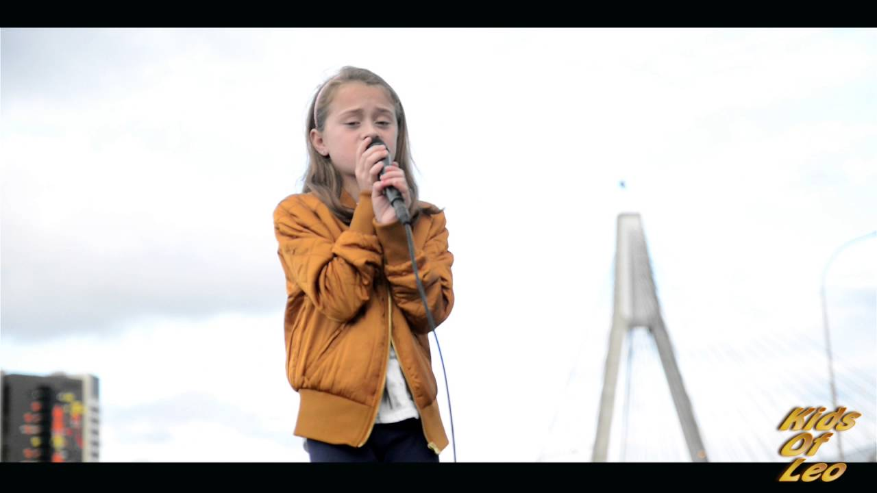 Sia-Chandelier Raein (Kids Of Leo) LIVE COVER 10 Years Old 7 ...