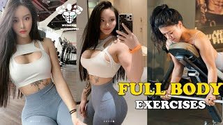 Full Body Workout For Women Best Exercises At Gym