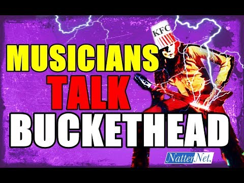 Musicians talk about Buckethead