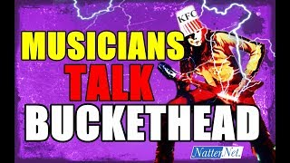 Various musicians talk about guitar virtuoso Buckethead. Visit us a...