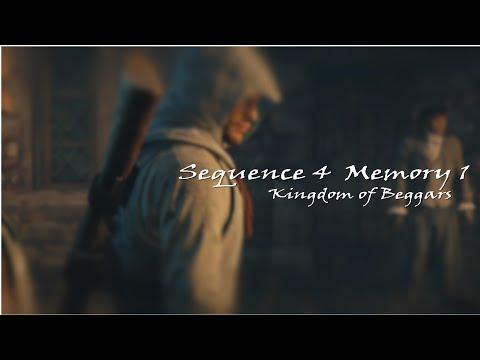 AC Unity - Sequence 4 Memory 1: Kingdom of Beggars 100% Walkthrough