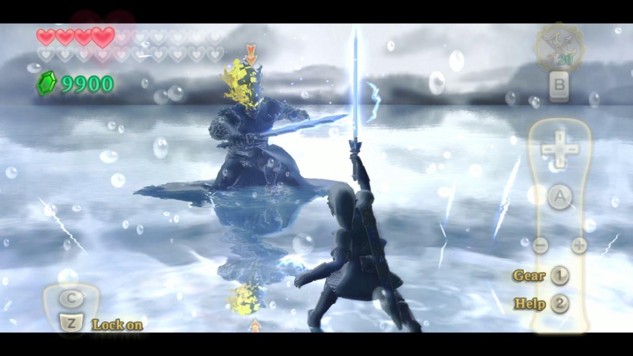 [Dolphin] LoZ: Skyward Sword - Final Boss Fight: Demise (1080p HD)