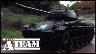 Download Tank Chase | The A-Team
