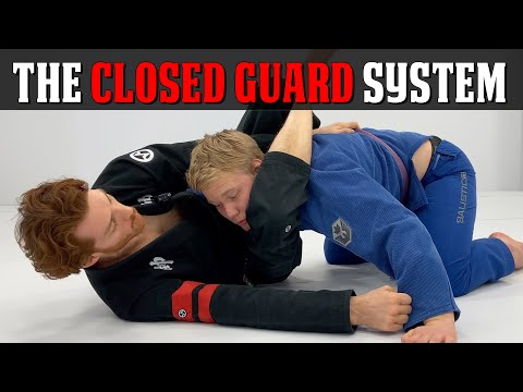 The Step-by-Step System for the BJJ Closed Guard