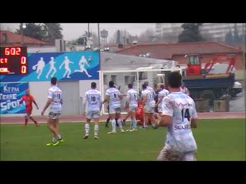 Replay Rugby Espoirs RCT Toulon vs Racing 92 -Match Championnat de France Live TV 2017/2018