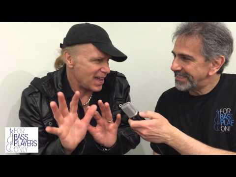 Billy Sheehan interview