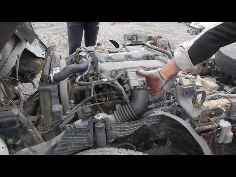 Видеотест ДВС TF. Mazda Titan 1996 г. WGEAT-3942