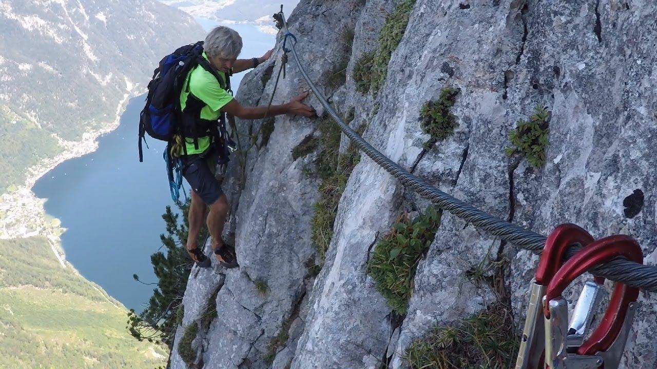 Klettersteig Urlaub : Ramsau am dachstein die wiege der klettersteige
