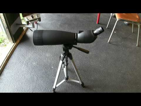Praktica Spotting Scope 25-75x90 / English version