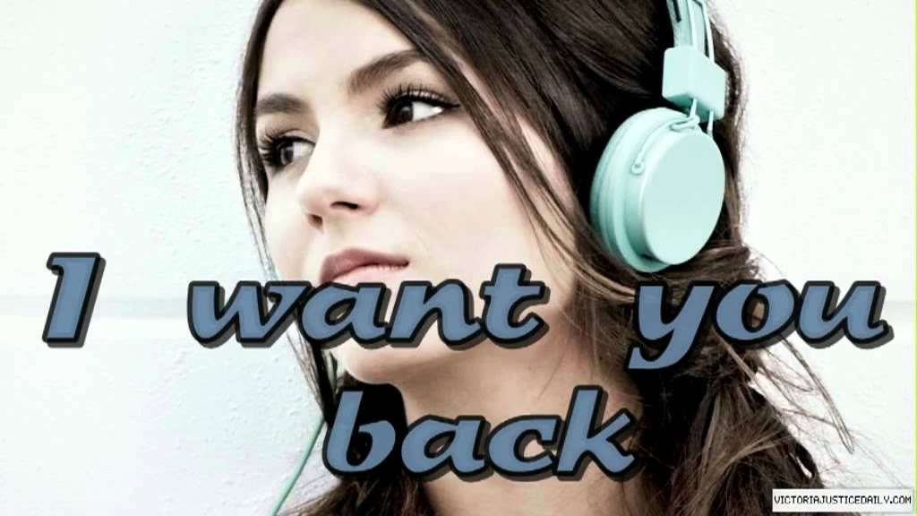 I Want You Back | Victorious Wiki | FANDOM powered by Wikia