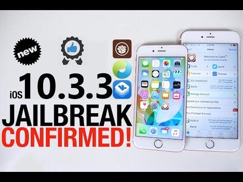 iOS 10.3.3 Jailbreak - Cydia 10.3.3 - How to Jailbreak iOS 10.3.3 - New Jailbreak! (2017)