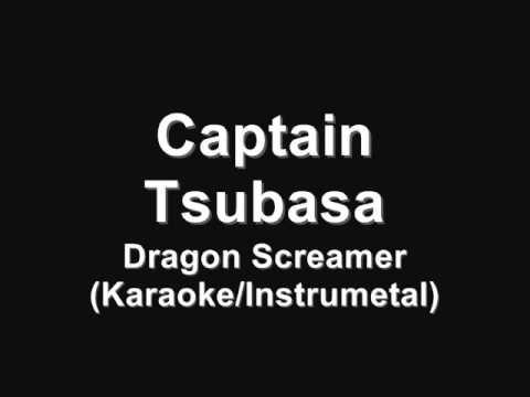 Free Download Captain Tsubasa Karaokes - Dragon Screamer (karaoke-instrumental) Mp3 dan Mp4