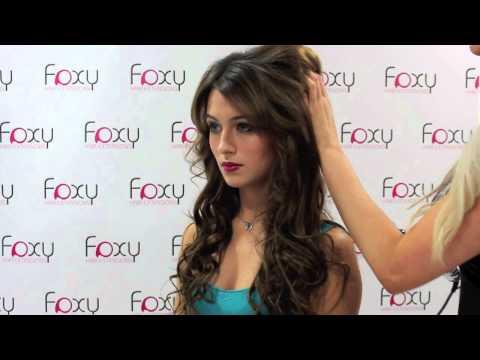 Get Nicole Scherzinger's free-flowing glamour