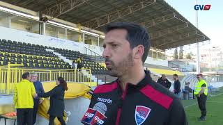 Nandinho pós AD Fafe - Gil Vicente FC