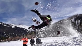 Snow Sports Battle | Dude Perfect thumbnail