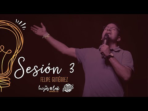 Felipe Gutiérrez - Sesión 3 - Camp Hijos de Luz