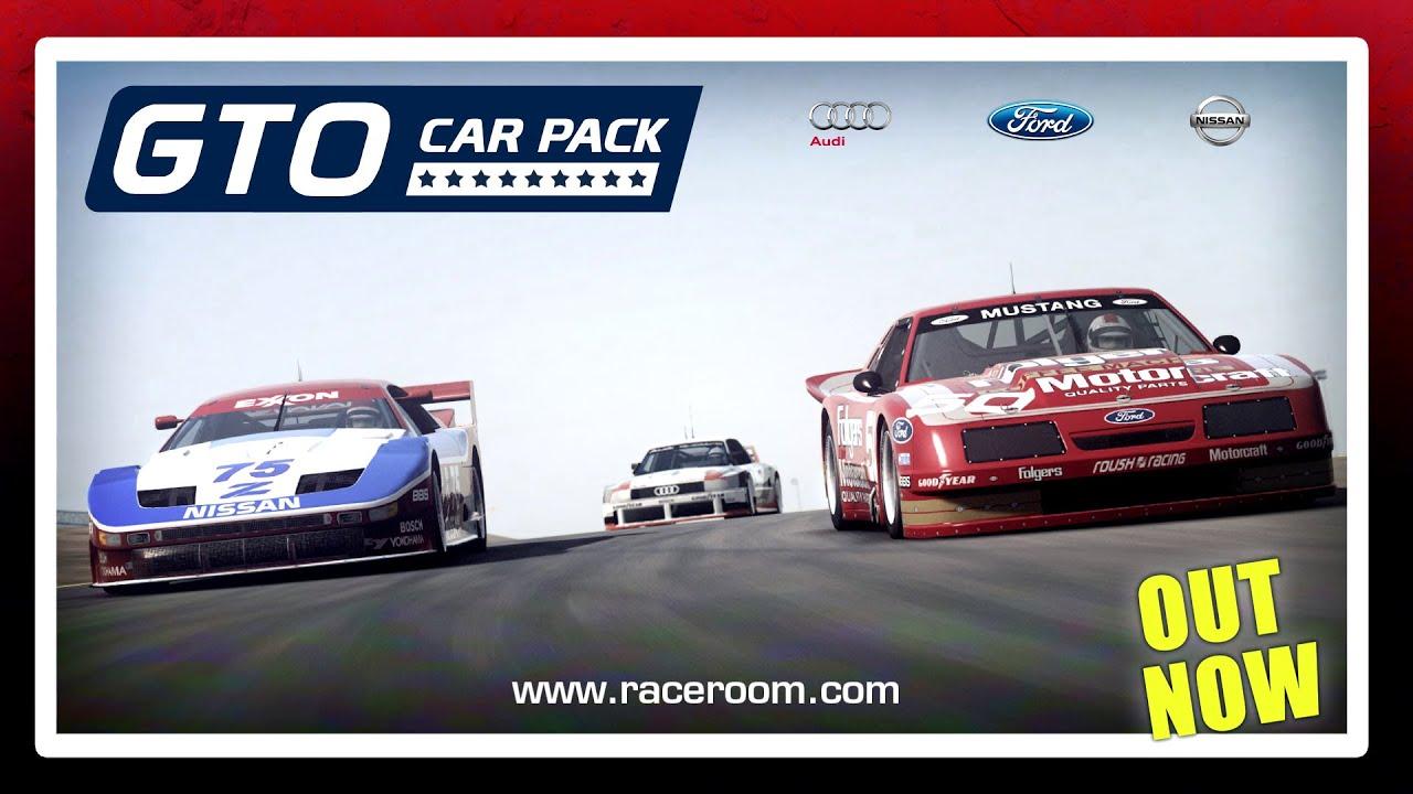 R3E : Pack IMSA GTO disponible ! - The Racing Line