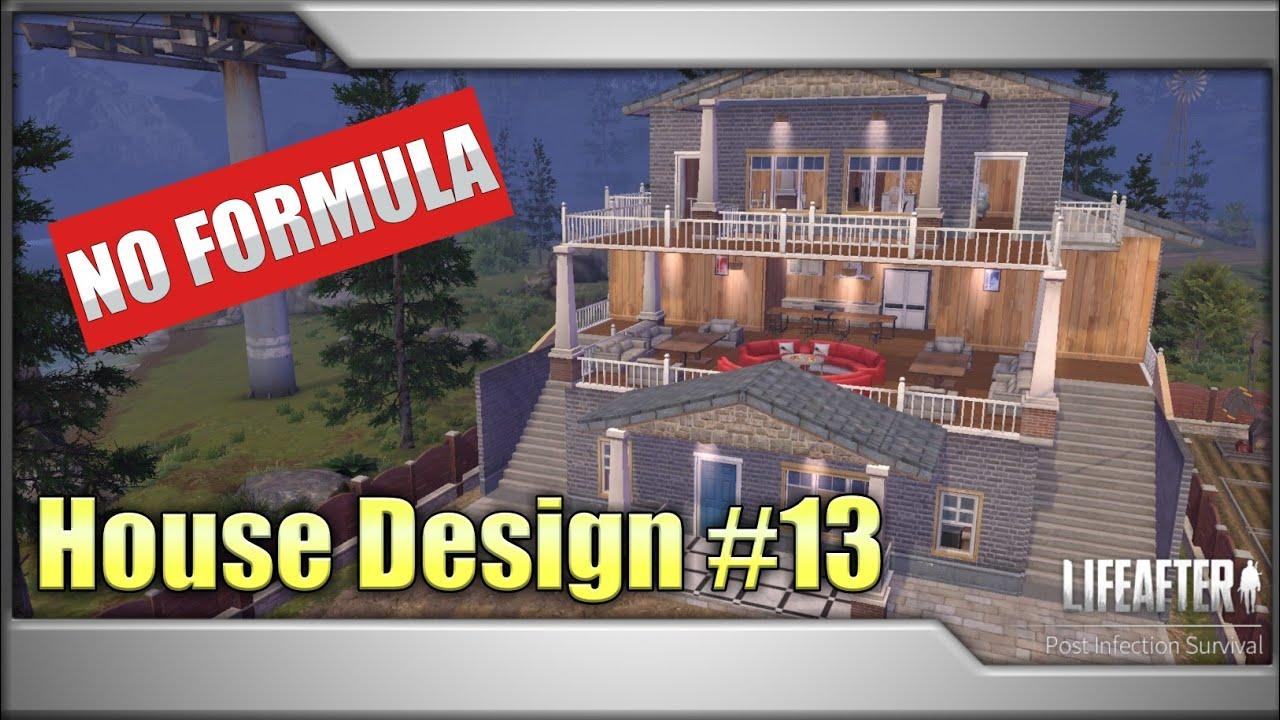 Desain rumah manor 8 no formula lifeafter house design - Make your house a home ...