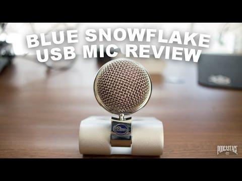 Blue Snowflake USB Mic Review / Test