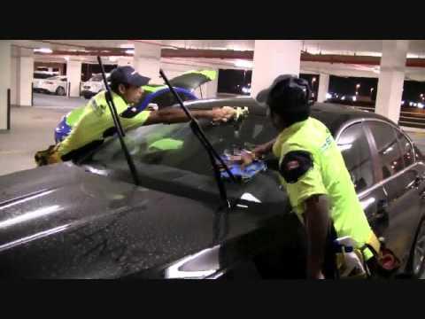 www.ecowashme.com - Waterless Carwash Dubai - 2011 BMW 5 Series