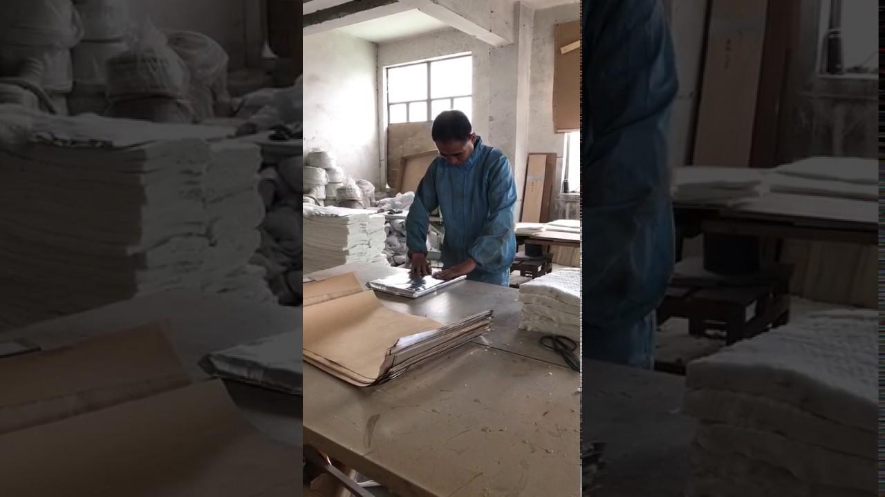 Aerogel insulation products